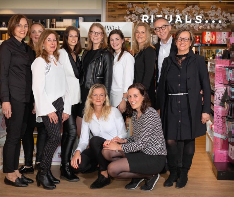 Teamfoto DA Mooi Van Zessen